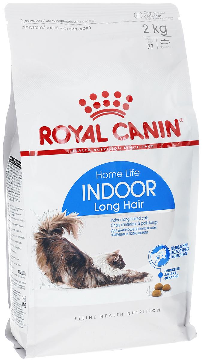 Корм сухой Royal Canin Indoor Long Hair, для длинношерстных кошек в возрасте от 1 до 7 лет, живущих в помещении, 2 кг492020-492320Сухой корм Royal Canin - это полнорационный сбалансированный корм для взрослых длинношерстных кошек (ввозрасте от 1 года до 7 лет), живущих в помещении. Образ жизни кошки, постоянно живущей в помещении, и ее длинная шерсть - факторы, обуславливающиенеобходимость специального питания. У длинношерстных кошек, постоянно находящихся в помещении, в желудкескапливается большое количество волосяных комочков. Домашний образ жизни увеличивает риск появленияизбыточного веса у кошек и замедляет транзит пищи в кишечнике вследствие нарушений моторикипищеварительного тракта. Уникальный комплекс питательных веществ в корме способствует обновлению и сохранению красоты длиннойшерсти кошек. Состав: дегидратированное мясо домашней птицы, кукуруза, изолят растительного белка, пшеница, рис, животныежиры, растительная клетчатка, гидролизат белков животного происхождения, минеральные вещества, соевоемасло, свекольный жом, рыбий жир, дрожжи, фруктоолигосахариды, оболочки семян и семена подорожникаPsyllium, масло огуречника аптечного. Добавки (в 1 кг): Питательные добавки: витамин A: 23500 МЕ, витамин D3: 900 МЕ, E1 (железо): 45 мг, E2 (йод): 4,5 мг,E5 (марганец): 59 мг, E6 (цинк): 177 мг, E8 (селен): 0,08 мг. Консервант: сорбат калия, антиокислители: пропилгаллат,БГА. Содержание питательных веществ: Белки 35%, жиры 15%, минеральные вещества 8%, клетчатка пищевая 4,1%, медь15 мг/кг.Товар сертифицирован.Уважаемые клиенты!Обращаем ваше внимание на изменения в дизайне упаковки.