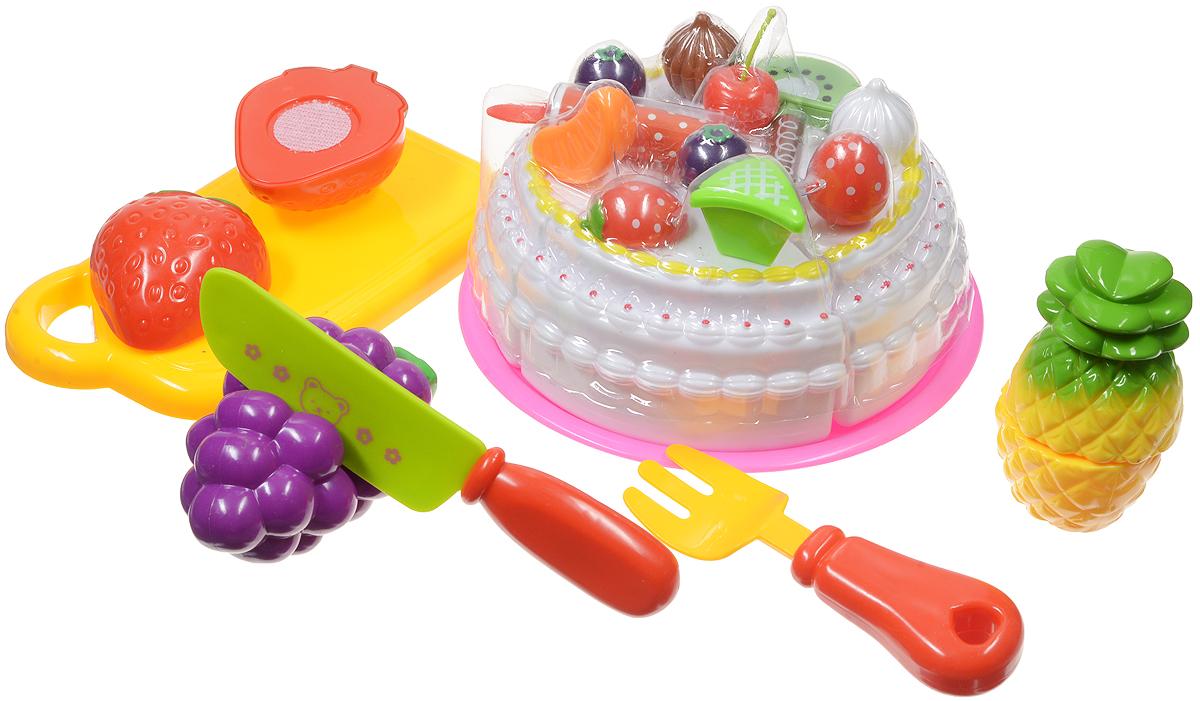 ABtoys Игрушечный набор продуктов 8 предметов