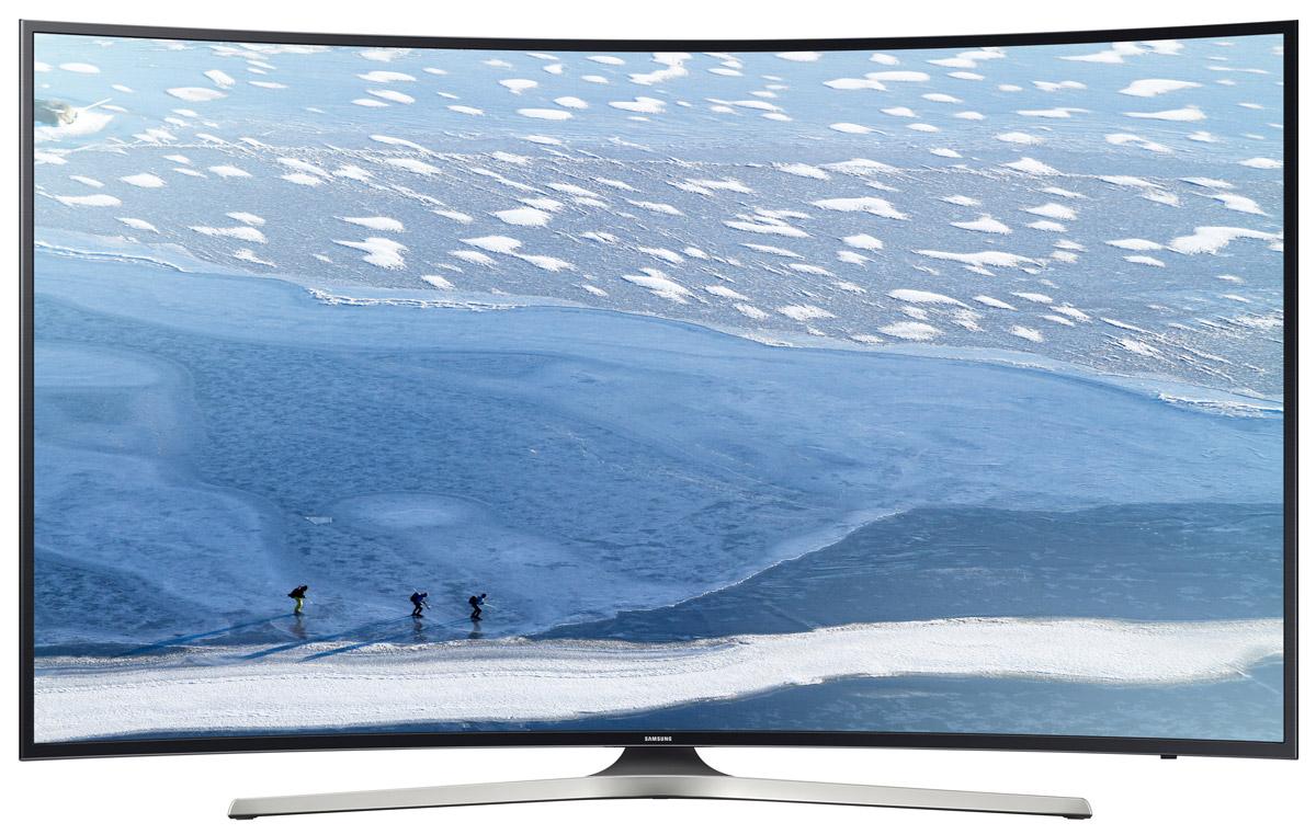 Samsung UE40KU6300UX телевизорUE40KU6300UXRUSamsung UE40KU6300UX - современный UHD телевизор с поддержкой Smart TV.Благодаря функции HDR Premium при просмотре HDR контента вы сможете разглядеть детали в светлых участках изображения, которые не были видимы раньше. Вы сможете получить впечатления от просмотра HDR контента как в настоящем кинотеатре прямо в своей комнате.Изогнутые экраны телевизоров Samsung позволят вам оказаться в центре происходящего на экране благодаря более широкому углу обзора и оптимально комфортному расстоянию до экрана.Ощутите потрясающую детализацию UHD разрешения, в 4 раза превышающее разрешение Full HD. Благодаря естественной цветопередаче и высокой яркости вы откроете для себя совершенно новый мир изображения.Функция Auto Depth Enhancer меняет контрастность отдельных участков изображения, создавая эффект пространственной глубины. Оцените реальный эффект погружения в происходящее на экране.Технология локального затемнения фрагментов изображения (UHD Dimming) оптимизирует контрастность, улучшает цветопередачу и повышает четкость изображения. Функция Ultra Clean View анализирует контент с помощью специального алгоритма обработки сигнала, отфильтровывает и снижает уровень шумов. Даже если исходный видеосигнал имеет качество ниже Full HD, вы сможете получить изображение, сравнимое с UHD стандартом.Новый сервис Smart Hub обеспечивает единый доступ ко всем источникам контента – эфирным каналам, интернет-провайдерам, игровым ресурсам, и не только. Теперь вы можете получить доступ к любимому контенту сразу после включения телевизора.Разъемы HDMI в телевизорах Samsung превращают вашу комнату в центр развлечений. Подключите устройства с поддержкой HDMI к вашему телевизору и наслаждайтесь контентом. Функция ConnectShare позволит легко загрузить ваш контент в телевизор. Просто вставьте USB накопитель или внешний жесткий диск (HDD) в USB разъем ТВ и наслаждайтесь видео, фото или слушайте музыку на большом экране.С помощью приложения Samsung Smart View вы