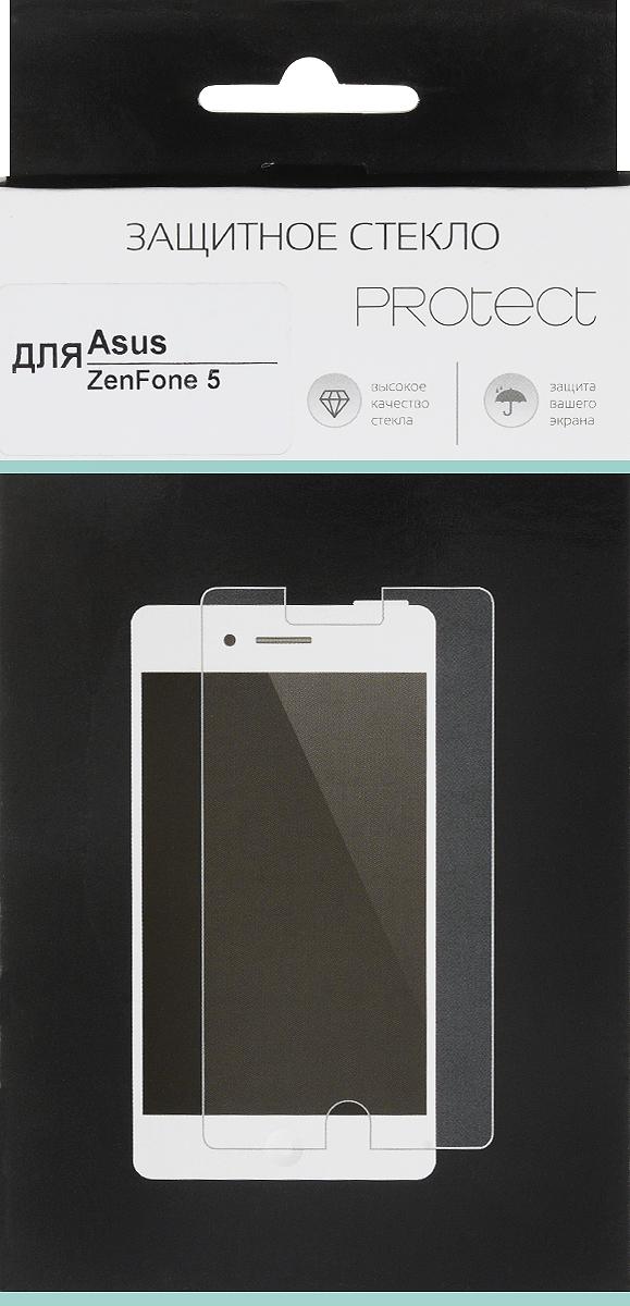 все цены на  LuxCase Protect защитное стекло для Asus ZenFone 5, суперпрозрачное  онлайн
