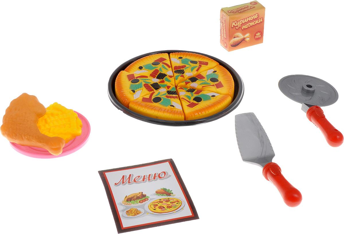 ABtoys Игрушечная пицца