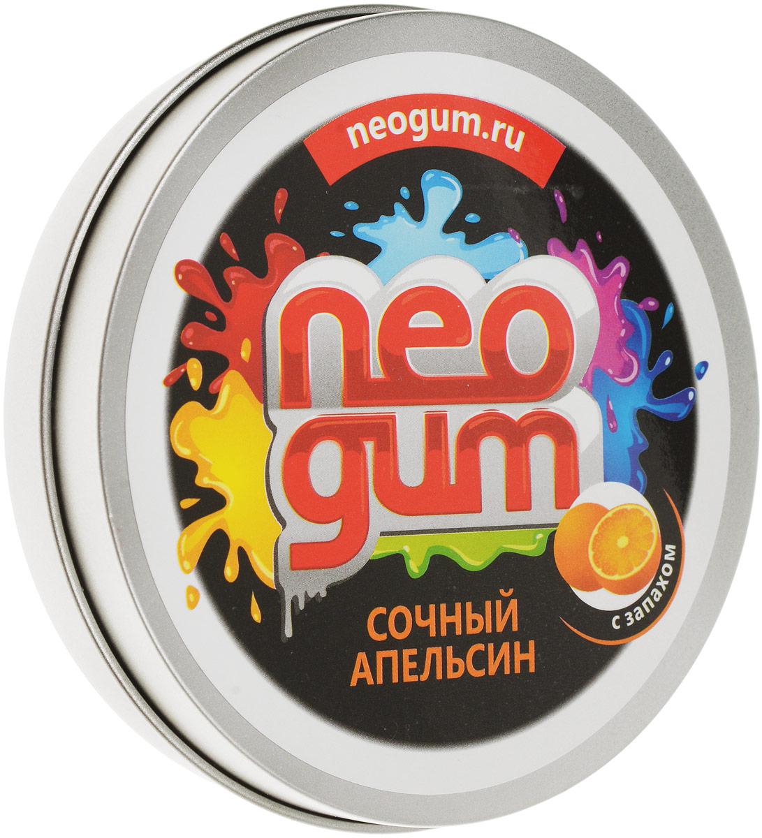 Neogum Жвачка для рук Сочный апельсин жвачка ригли сперминт