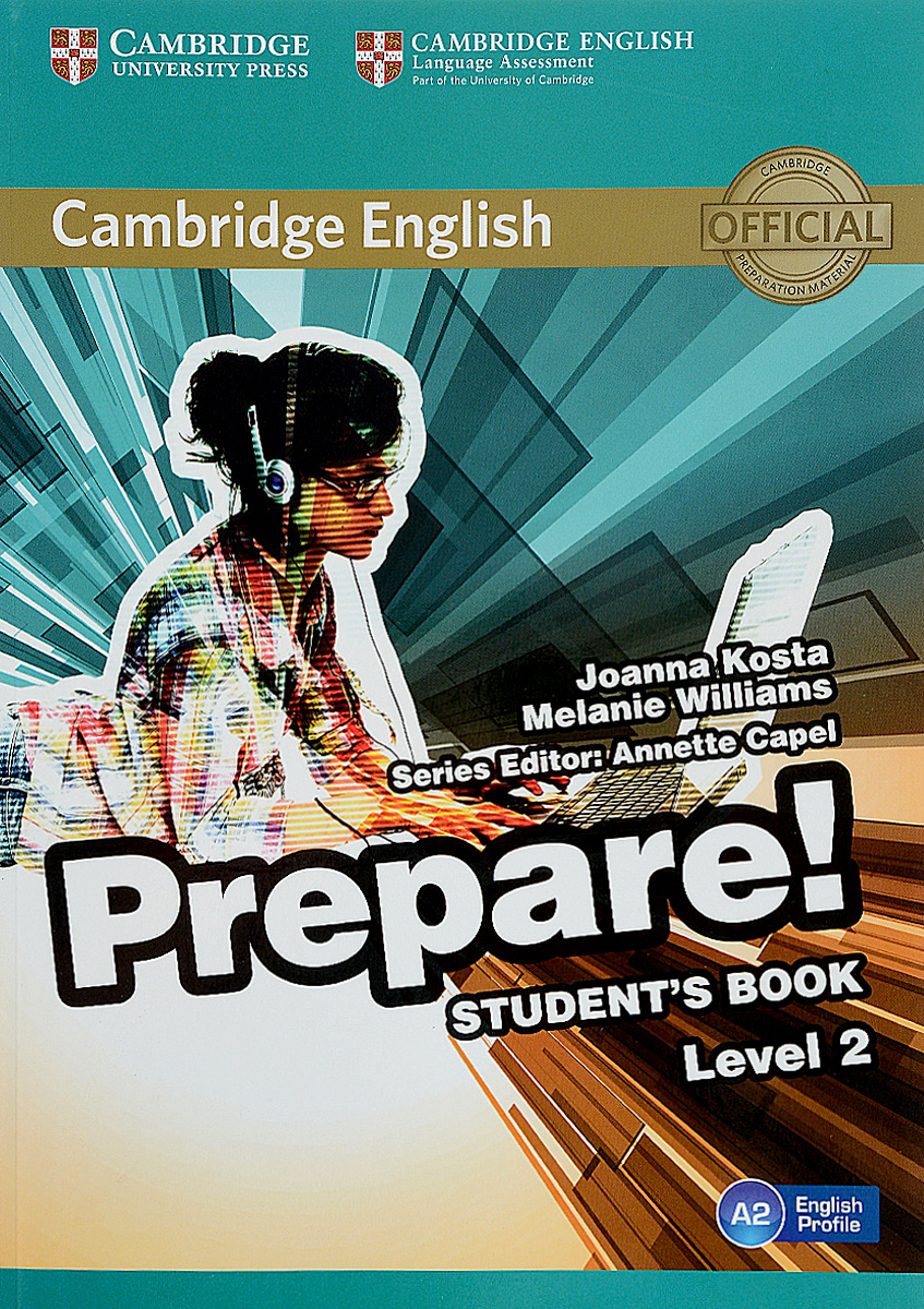 Prepare!: Level 2: Student's Book hewings martin thaine craig cambridge academic english advanced students book
