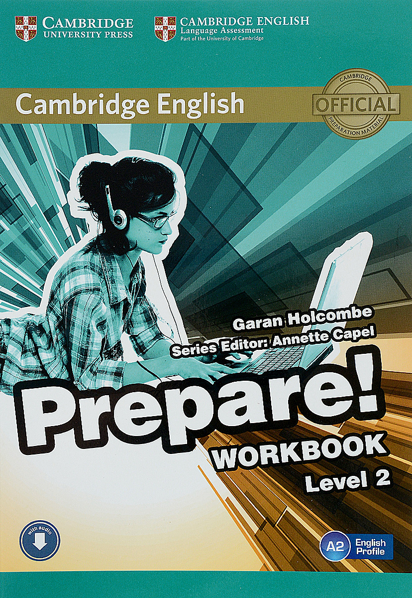 Prepare!: Level 2: Workbook hewings martin thaine craig cambridge academic english advanced students book