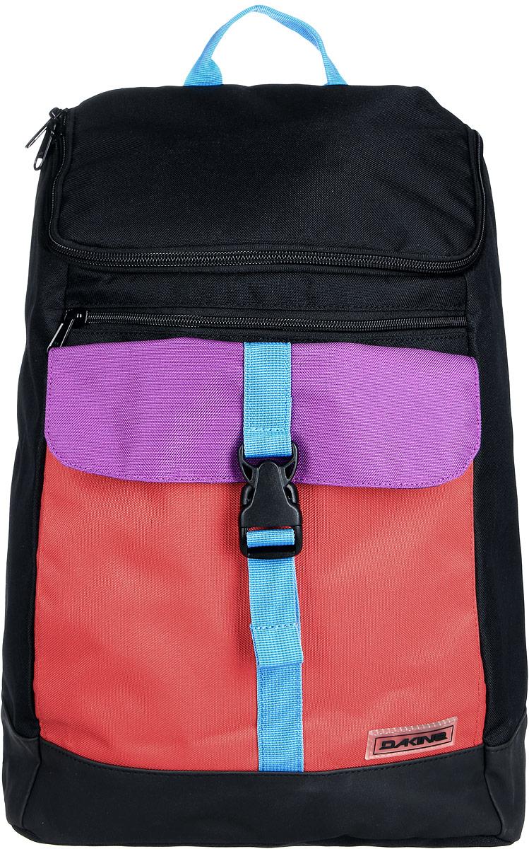 Рюкзак женский Dakine DK NORA 25L POP. 0821002200117015 08210022Городской женский рюкзак с отделением для ноутбука ( до 15) внутренний карман для iPad. Внешний карман на застежке.