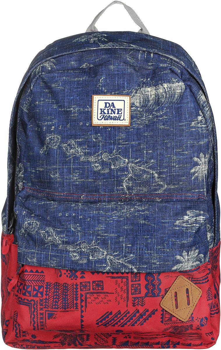 Рюкзак Dakine DK 365 PACK 21L TRADEWINDS. 0813008500116709 08130085Городской рюкзак. Однообъемный. С карманом для ноутбука ( до 15) и внешним карманом.