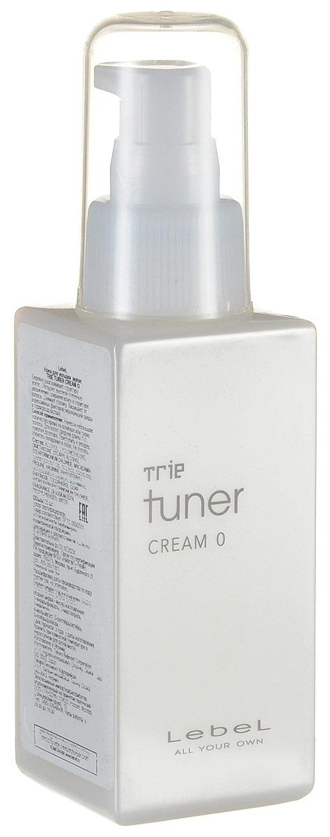 Lebel Trie Tuner Разглаживающий крем для укладки волос 95 Cream 0мл