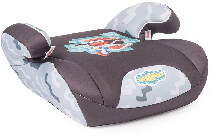 Смешарики Бустер ПинSM/DK-500 PinАвтомобильное кресло Смешарики Пин, типа бустер относится к группе 2/3 и подходит для детей весом от 15 до 36 кг., примерно, с 4 до 12 лет. Компактный и лёгкий бустер, украшенный персонажами любимого детьми мультфильма, позволит надежно зафиксировать ребёнка штатным ремнём безопасности. Толстый слой поролона подарит комфорт даже во время дальней поездки. Продукция прошла испытания и соответствует современным российским и европейским стандартам.