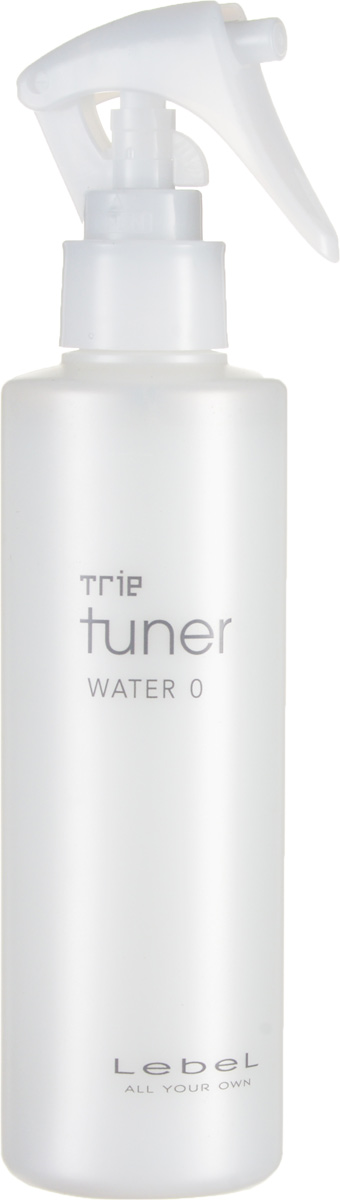 Lebel Trie Tuner Базовая основа - вода для укладки Шелковая вуаль Water 0 200 мл великие реки ива т1