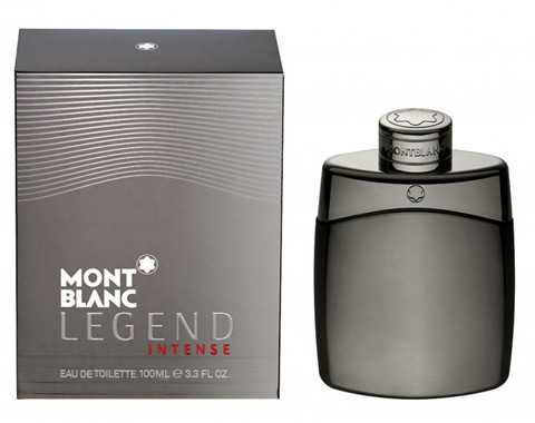 Mont Blanc Туалетная вода Legend Intense Men, мужская, 50 мл montblanc legend intense m edt spr 100 мл