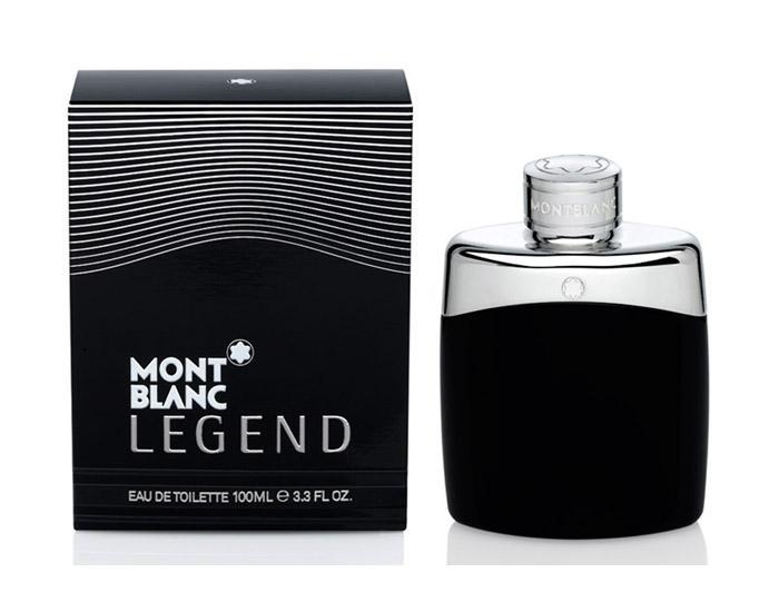 """Mont Blanc Туалетная вода """"Legend"""" Men, мужская, 100 мл, Montblanc"""