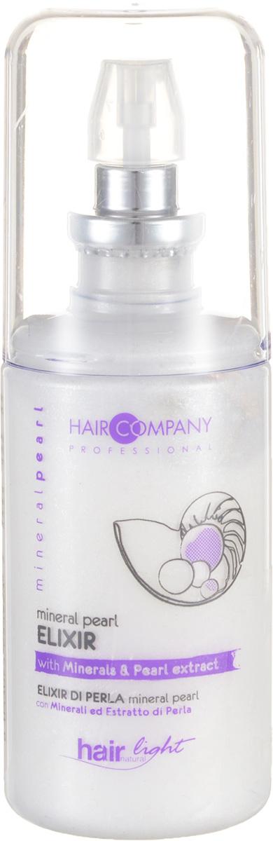 Hair Company Эликсир для волос с минералами и экстрактом жемчуга Professional Light Mineral Pearl Elixir 80 мл255923Специальное средство ухода за волосами, состав которого обогащён минералами и экстрактом жемчуга. Защищает и распутывает волосы, оставляя их блестящими и приятно пахнущими. Особенности продукта: Состав богат питательными веществами, благодаря которым стержень волоса получает точное и сбалансированное питание Действует от корней до самых кончиков Высокая концентрация минералов глубоко питает кожу головы Восстанавливает естественный баланс влаги Экстракт жемчуга мгновенно делает волосы шелковистыми Отличное сбалансированное питание для любых типов волос Не требует смывания Результат применения – шелковистые, сияющие более, плотные и послушные локоны!