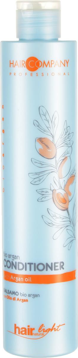 цена на Hair Company Бальзам для волос с био маслом Арганы Professional Light Bio Argan Conditioner 250 мл