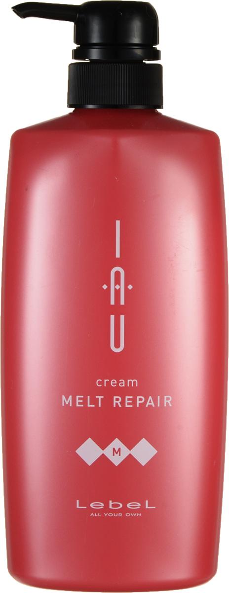 Lebel IAU Аромакрем тающей текстуры для увлажнения Cream Melt Repair 600 мл4263лпАромакрем тающей текстуры для увлажнения Lebel IAU Cream:Для жестких, вьющихся, сухих волос.Сохраняет в волосе молекулярную влагу, защищает от сухости. Снимает статику, придает волосам сияющий блеск, податливость для любой формы укладки. Препятствует впитыванию внешних запахов. Крем идеален для ухода за детскими волосами.SPF 15. Активные ингредиенты: комплекс клеточных мембран, медовая эссенция, экстракт лимнантеса белого.