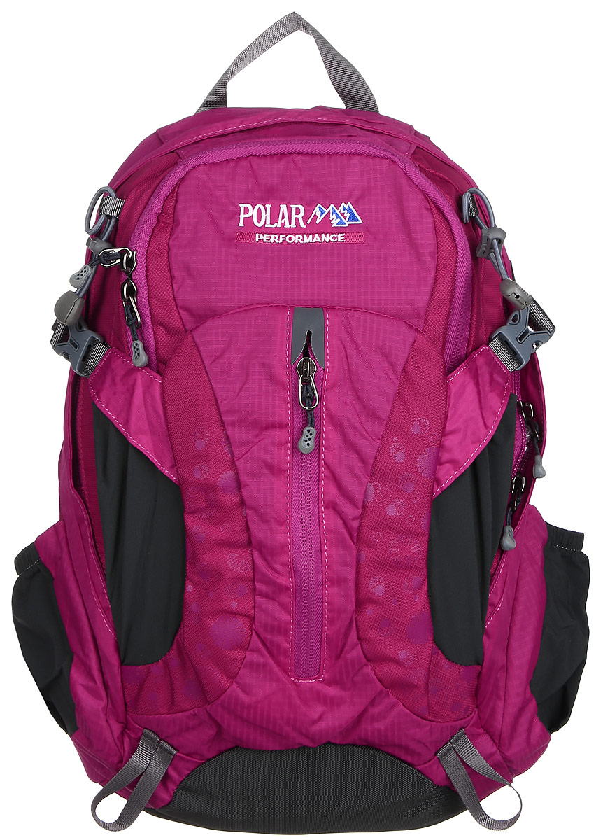 Рюкзак городской Polar, 14,5 л, цвет: розовый. П1552-17 рюкзак polar polar po001buawne5