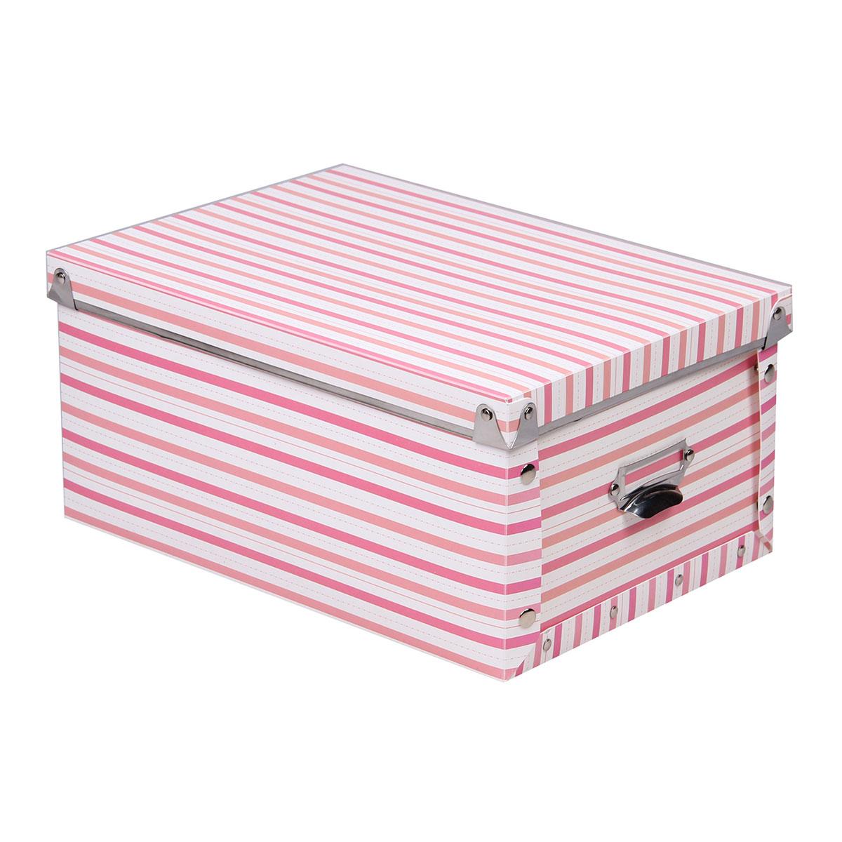 Короб для xранения Miolla, 22,5 x 18,5 x 15 см. SBС-02 короб для xранения miolla круги 30 x 40 x 18 см sbb 04