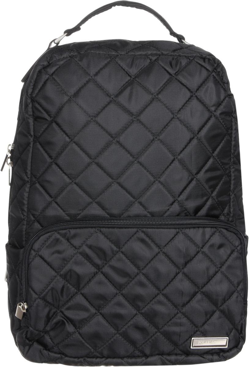 Рюкзак городской Polar, 14 л, цвет: черный. П7070-05