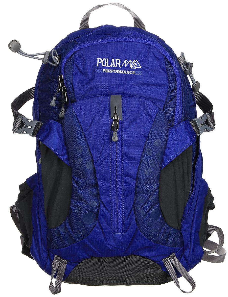 Рюкзак городской Polar, 14,5 л, цвет: синий. П1552-04 рюкзак polar polar po001burvn30