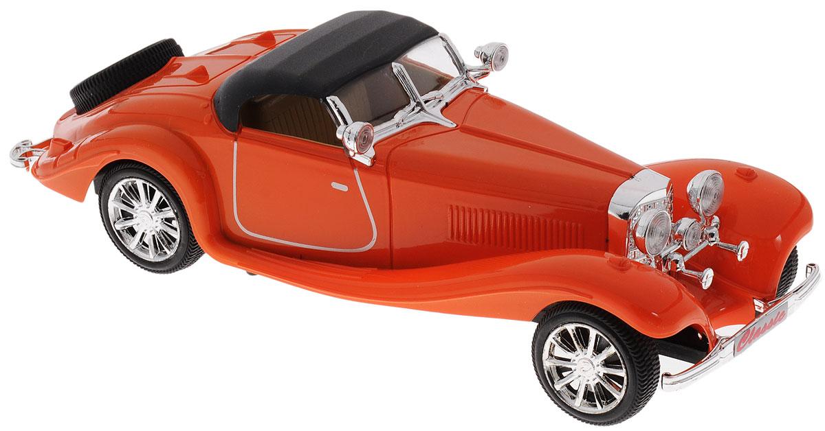 Junfa Toys Машинка инерционная Madness цвет оранжевый