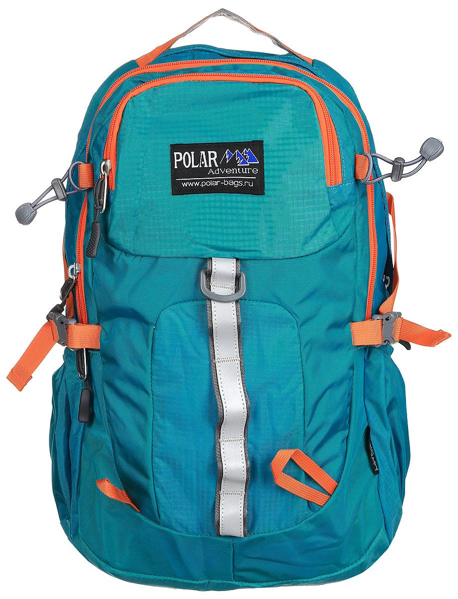 Рюкзак городской Polar, 18 л, цвет: зеленый. П2170-09