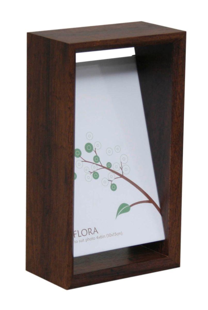 Набор фоторамок HomeMaster, цвет: темно-коричневый, 20 x 11 x 6 см, 6 шт84190EspressoНабор HomeMaster состоит из 6 одинаковых деревянных настольных рамок для фотографий со стеклом. Фоторамки произведены по новейшей технологии Thin Gluing. Тончайшее полимерное покрытие обеспечивает многолетнюю службу изделия. Для фото 10 x 15 см.