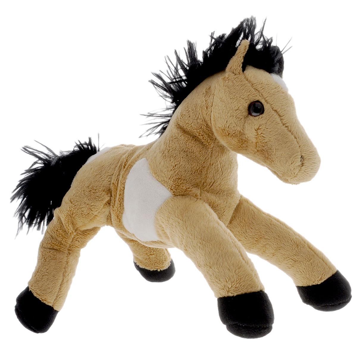 Fancy Мягкая игрушка Лошадь пятнистая 31 см fancy мягкая игрушка собака эля 14 5 см