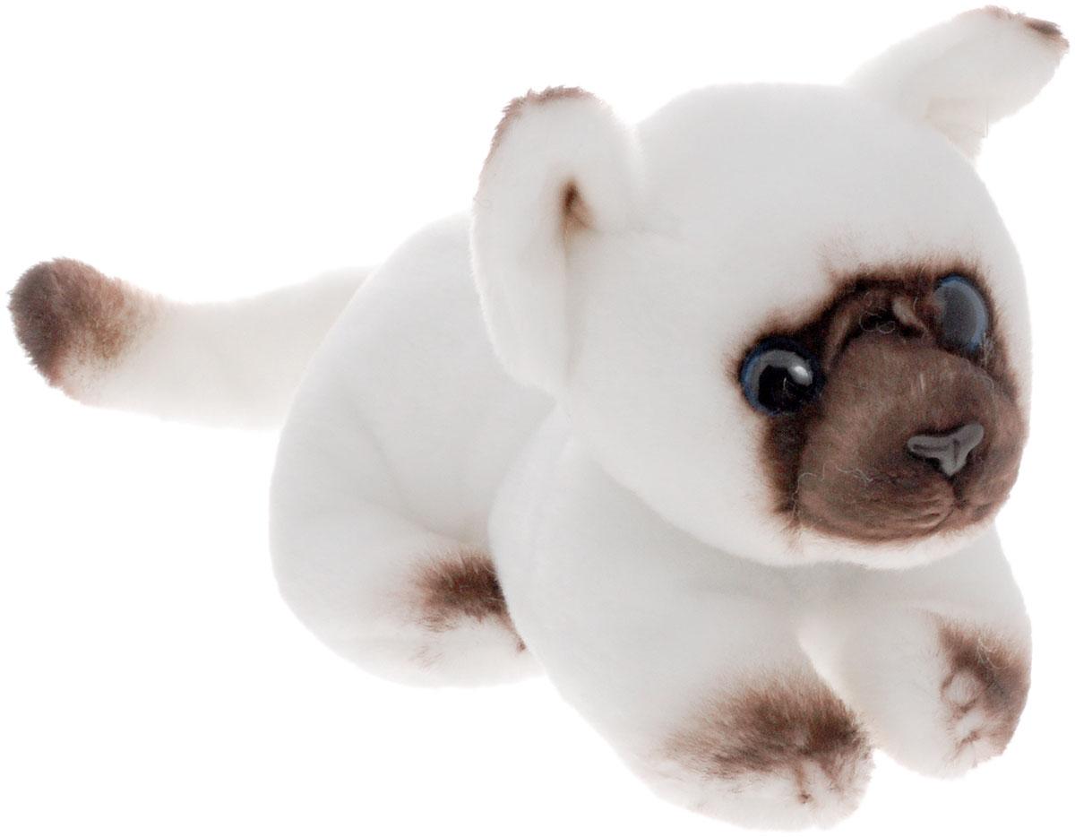Fancy Мягкая игрушка Кошка Сима 20 см fancy мягкая игрушка собака эля 14 5 см