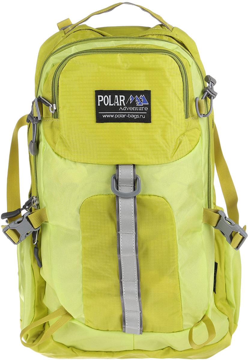 Рюкзак городской Polar, 18 л, цвет: желтый. П2170-03 стилус polar pp001