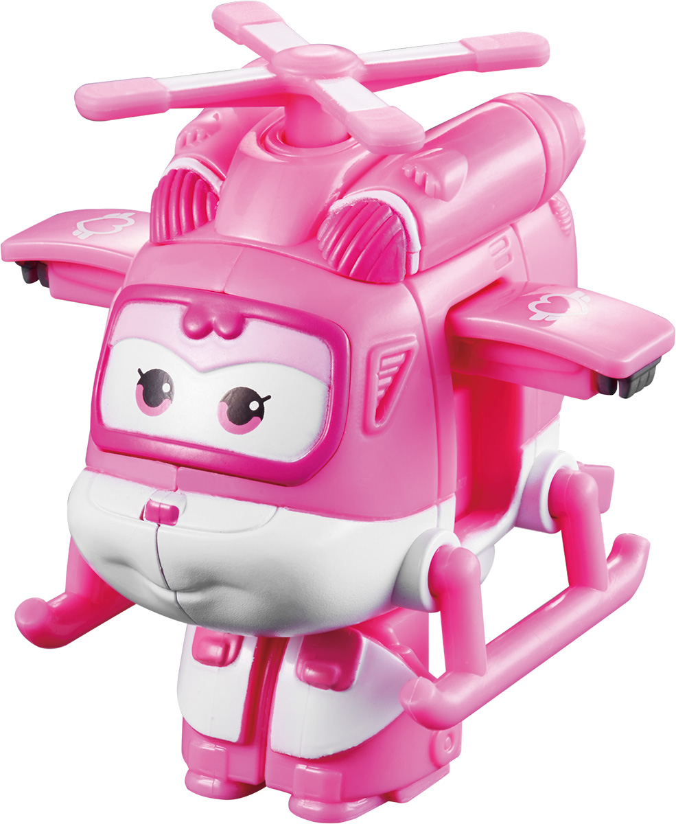 Super Wings Трансформер Диззи YW710040