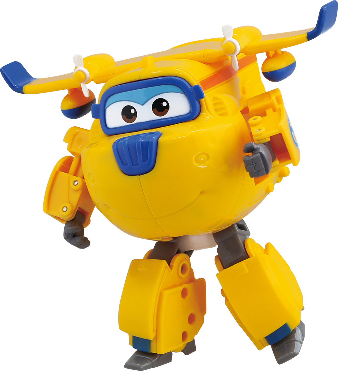 Super Wings Трансформер Донни самолет super wings донни на ру