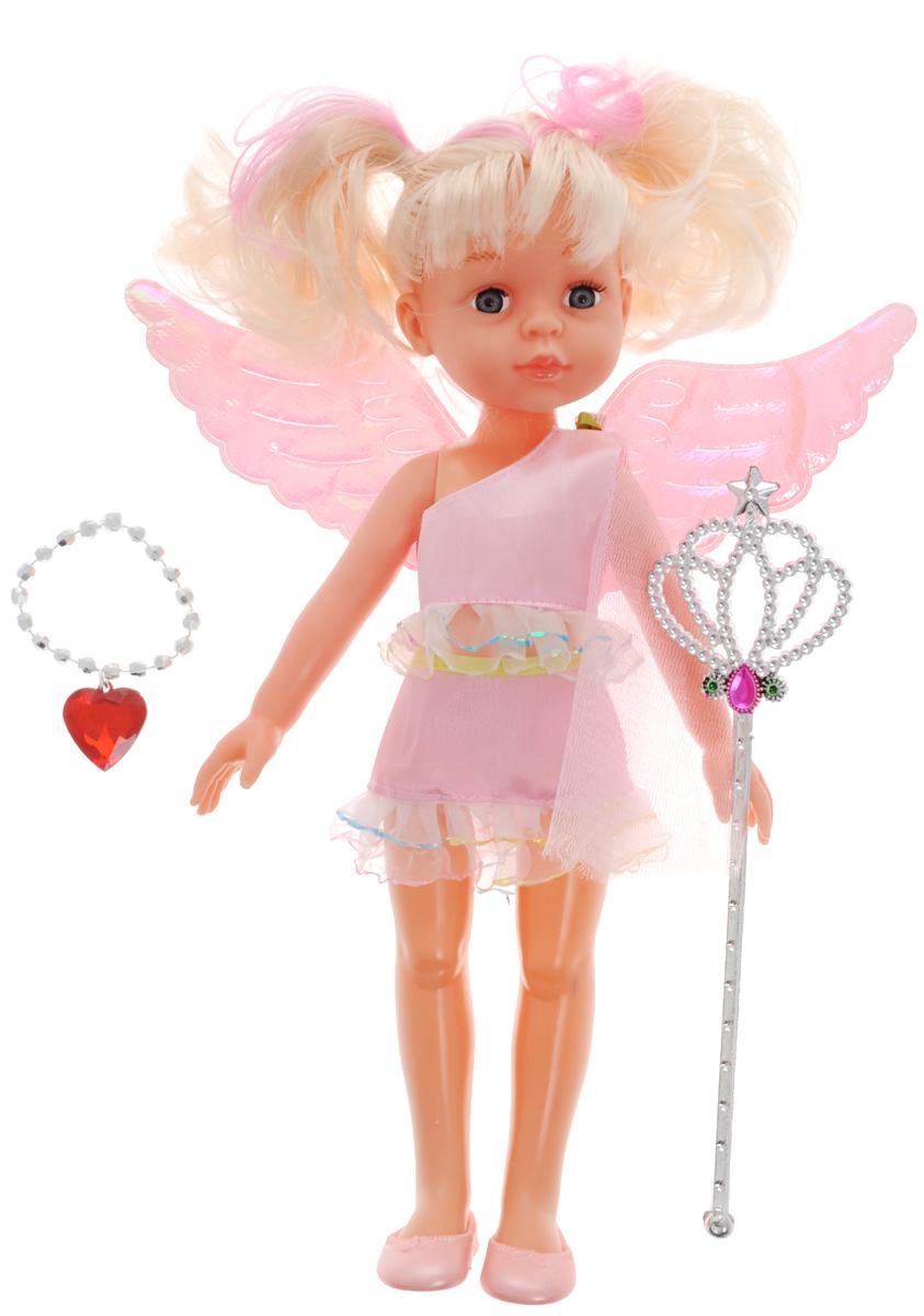 ABtoys Кукла Фея креатто мозаика волшебная фея