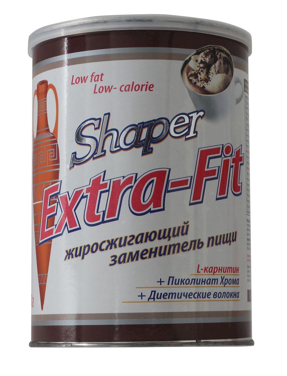 Shaper Жиросжигатель Экстра-Фит, 300 г, капучино4607062754092Экстра-Фит –это специализированный сухой напиток, обогащенный высокоэффективными жиросжигающими добавками и самыми необходимыми витаминами и минералами. Он может служить заменителем одного из приемов пищи для тех, кто придерживается диеты или стремится похудеть.Эффективен для занимающихся аэробикой, фитнесом, шейпингом. Как повысить эффективность тренировок с помощью спортивного питания? Статья OZON Гид