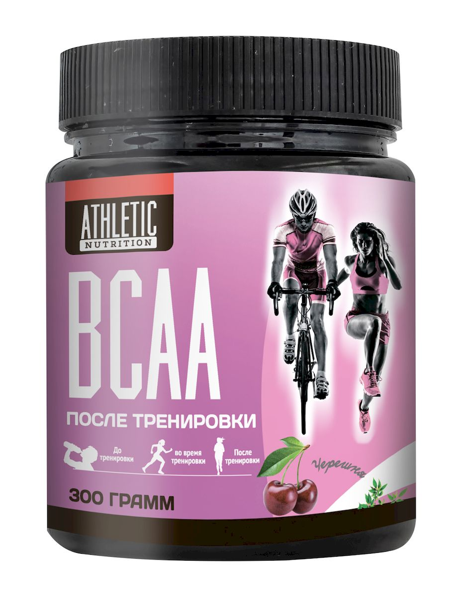 Athletic Nutrition BCAA, 300 г