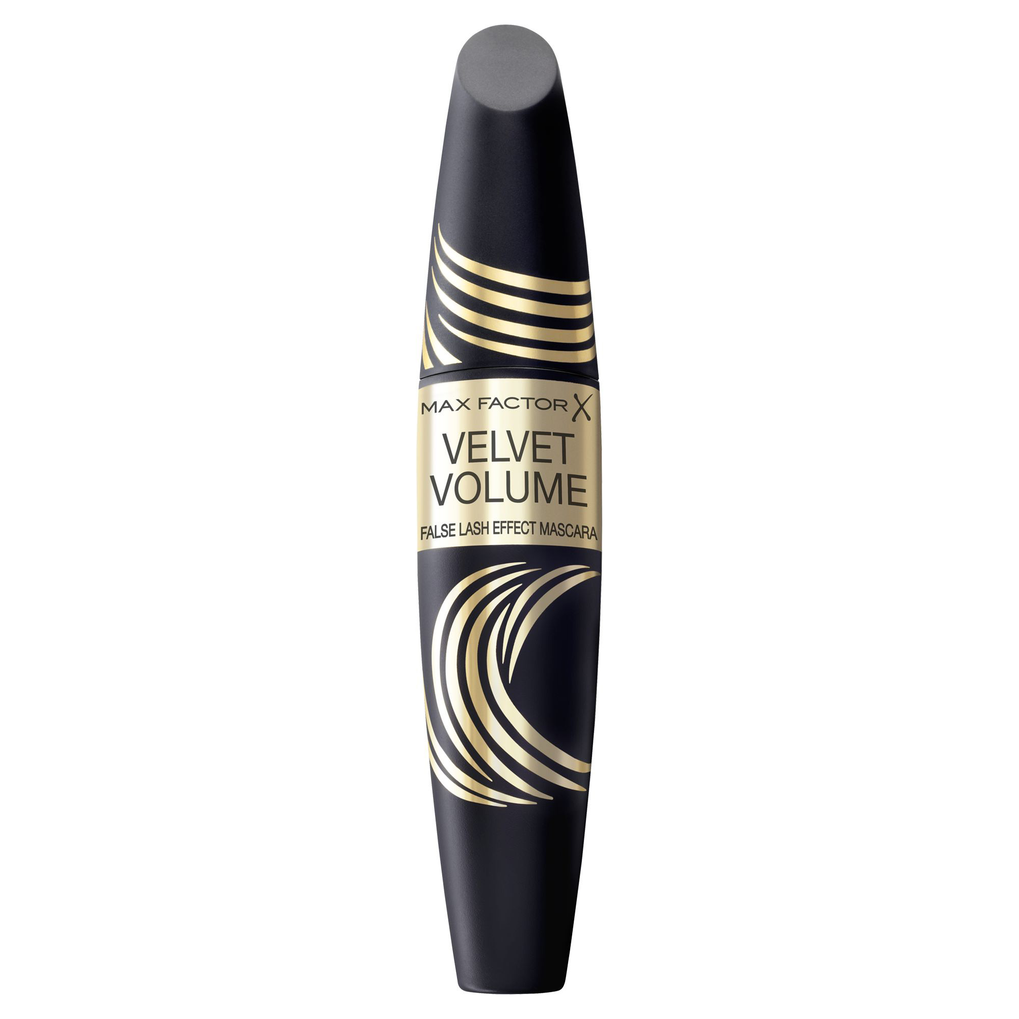 Max Factor Тушь c эффектом накладных ресниц False Lash Effect Velvet Volume Тон black brown тушь для ресниц max factor false lash effect epic mascara 01 цвет 01 black variant hex name 000000 вес 20 00