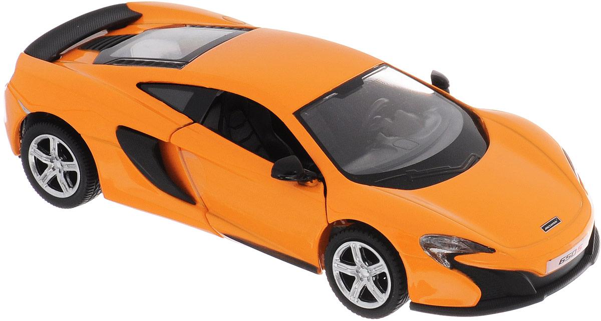 Uni-FortuneToys Модель автомобиля McLaren 650S uni fortunetoys модель автомобиля porsche cayenne turbo
