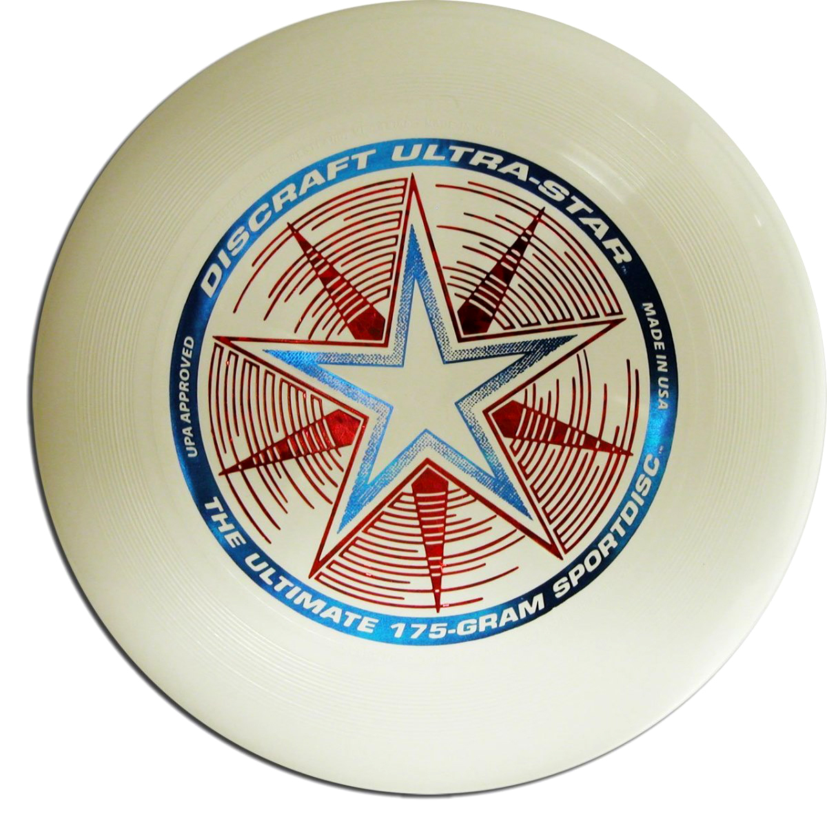 Discraft Летающий диск Ultra-Star цвет Night-Glow stylish night sky bat spider bedroom ceiling decoration fluorescence glow wall stickers