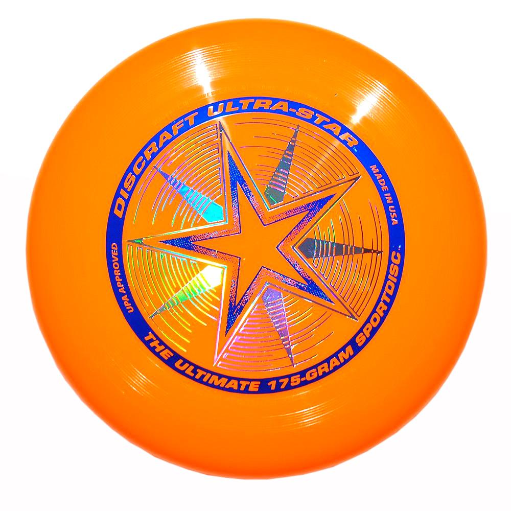 Discraft Летающий диск Ultra-Star цвет оранжевый электрокотел savitr star ultra 15квт 380в