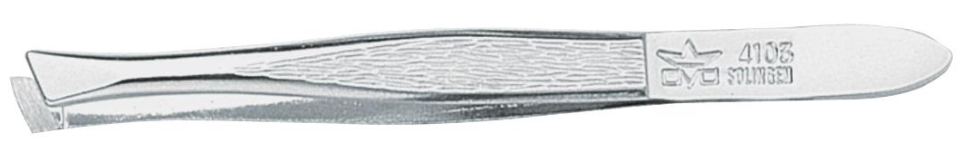Becker-Manicure AYA Пинцет. 9410394103Пинцет скошенный из высококачественной кованой стали. Используется профессиональными косметологами для удаления тонких волосков. Идеальная шлифовка.Длина пинцета 8 смХранить в сухом недоступном для детей месте.Срок годности не ограничен.Замена изделия не осуществляется в следующих случаях:- Использование не по назначению- Самостоятельный ремонт- Нарушение условий хранения
