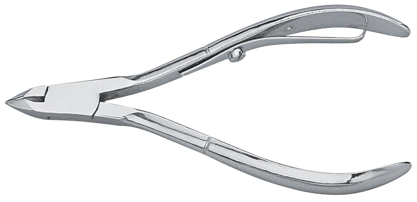 Becker-Manicure AYA Кусачки для кожи. 9363293632Кусачки для кожи изготовлены из высококачественной кованой стали. Длина кусачек 10 см, длина лезвия 6 мм, соединение внахлест. Никелированные.Хранить в сухом недоступном для детей месте. Срок годности не ограничен.Замена изделия не осуществляется в следующих случаях: - Использование не по назначению - Самостоятельный ремонт - Нарушение условий храненияКак ухаживать за ногтями: советы эксперта. Статья OZON Гид