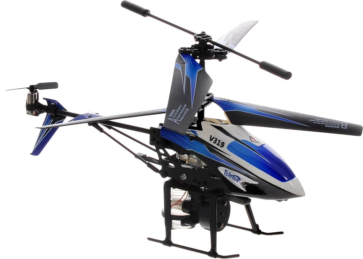 ABtoys Вертолет на инфракрасном управлении Water - Радиоуправляемые игрушки