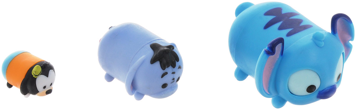 Tsum Tsum Набор фигурок Series 1 3 шт мультики на флешке винни пух usb