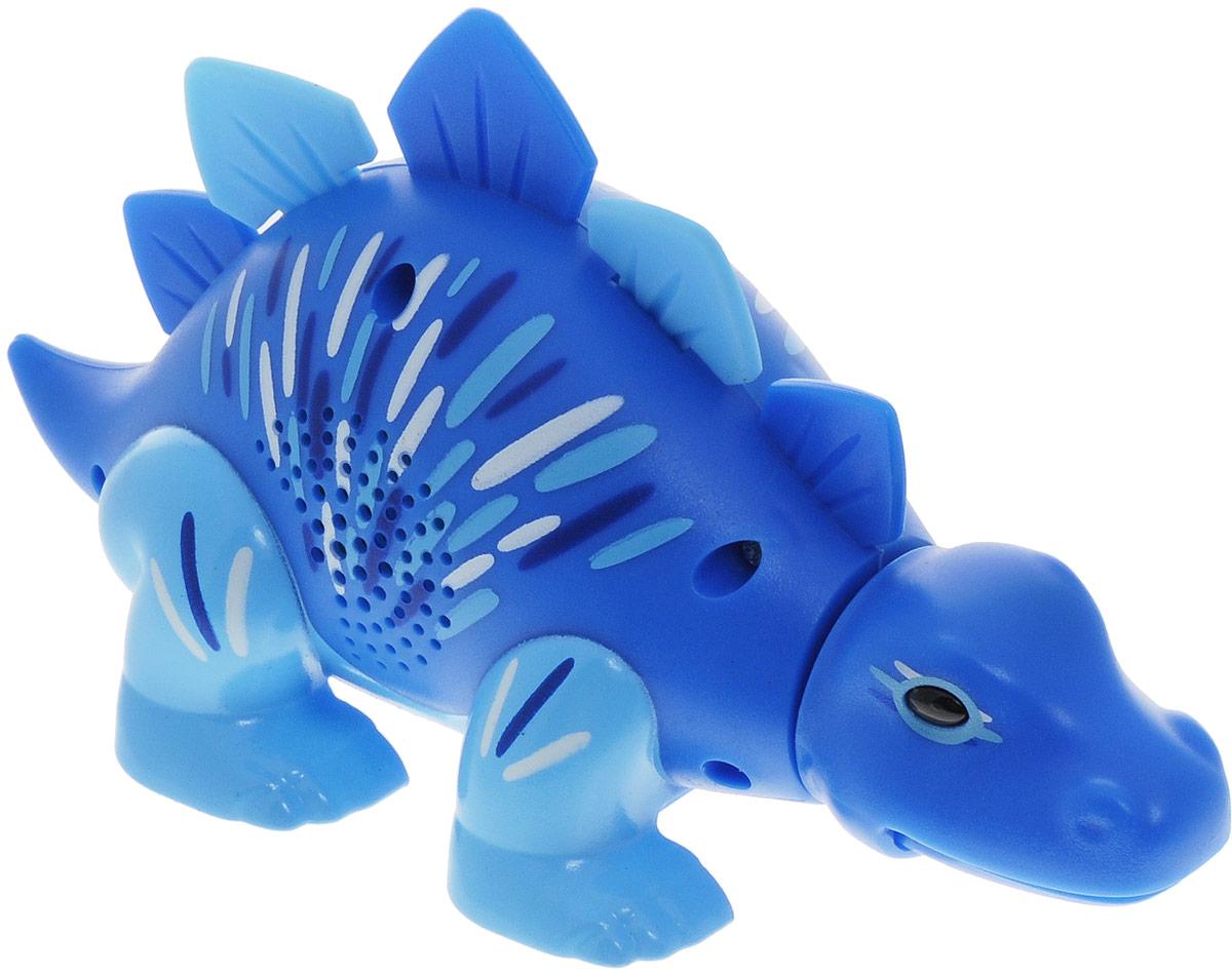 DigiFriends Интерактивная игрушка Динозавр цвет синий тер минасова записки динозавра купить