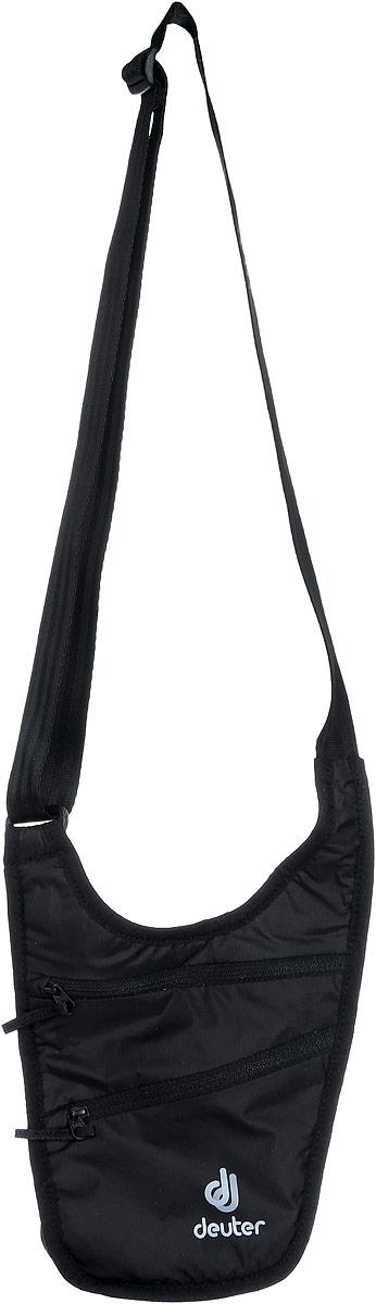 Кошелек Deuter Security Holster, цвет: черный