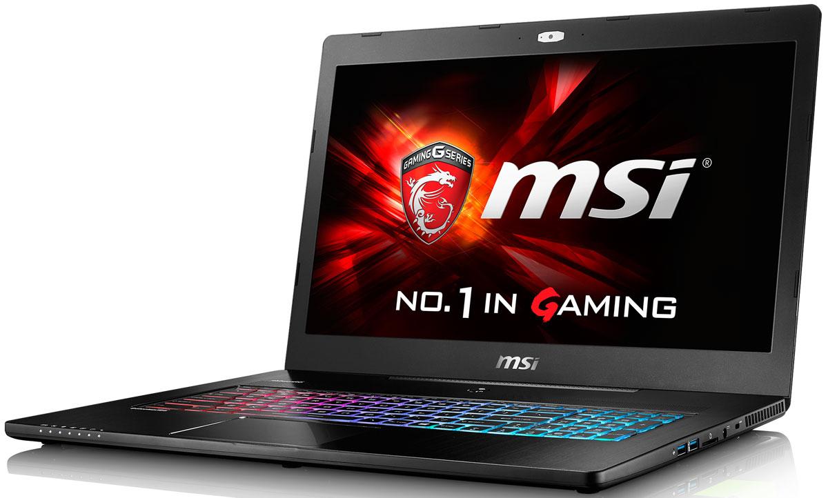 MSI GS72 6QE-437RU Stealth Pro, BlackGS72 6QE-437RUMSI GS72 6QE -мощный игровой ноутбук, внутри которого самые продвинутые мобильные комплектующие.Skylake - это кодовое имя новой 14-нм микроархитектуры процессоров Intel последнего, 6-го поколения. По сравнению с предыдущими поколениями платформа Skylake обладает сниженным энергопотреблением при повышенной производительности.Свободно переключайтесь между режимами Sport, Comfort и Green за счёт совершенно новой функции SHIFT, которая, подобно коробке передач автомобиля, даёт вам контроль над состоянием ноутбука, расставляя приоритеты между производительностью (скорость), громкостью работы системы охлаждения (громкость выхлопа) и энергопотреблением (расход); максимальная мощность, разумный баланс или тишина и более длительное время автономной работы, и выставляйте нужный режим с помощью SHIFT, используя комбинацию Fn + F7 или программу Dragon Gaming Center.Вы сможете достичь максимально возможной производительности вашего ноутбука благодаря поддержке оперативной памяти DDR4-2133, отличающейся скоростью чтения более 2,9 Гбайт/с и скоростью записи 3,5 Гбайт/с. Возросшая на 30% производительность стандарта DDR4-2133 (по сравнению с предыдущим поколением, DDR3-1600) поднимет ваши впечатления от современных и будущих игровых шедевров на совершенно новый уровень.Система охлаждения с двумя вентиляторами Cooler Boost 3 создана специально для нового поколения сверхмощных CPU и GPU. Несмотря на то, что эта система отлично справляется со своими задачами в автоматическим режиме, ею можно управлять независимо с помощью кнопки запуска в левой части клавиатуры. Чтобы запустить Cooler Boost 3 на максимум, просто нажмите эту кнопку. Высокая эффективность охлаждения позволяет экономить место и снизить уровень шума. Тепло, вырабатываемое ключевыми компонентами, отводится тихо и незаметно для пользователя.Продвинутая дискретная графика NVIDIA GeForce GTX 970M с GDDR5 3 ГБ:Серия NVIDIA Geforce GTX 970M приносит феноменальную графическую мо