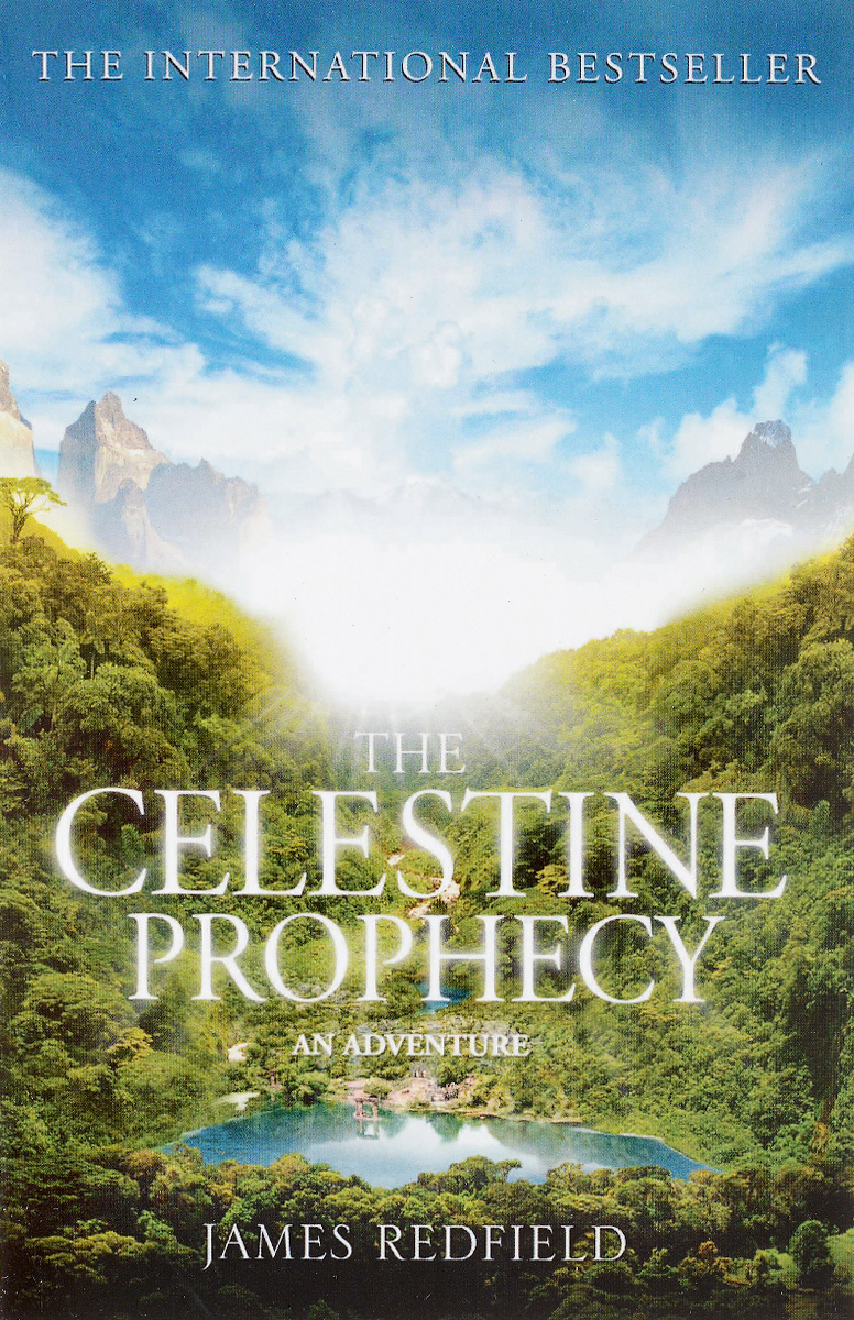 The Celestine Prophecy once in a lifetime