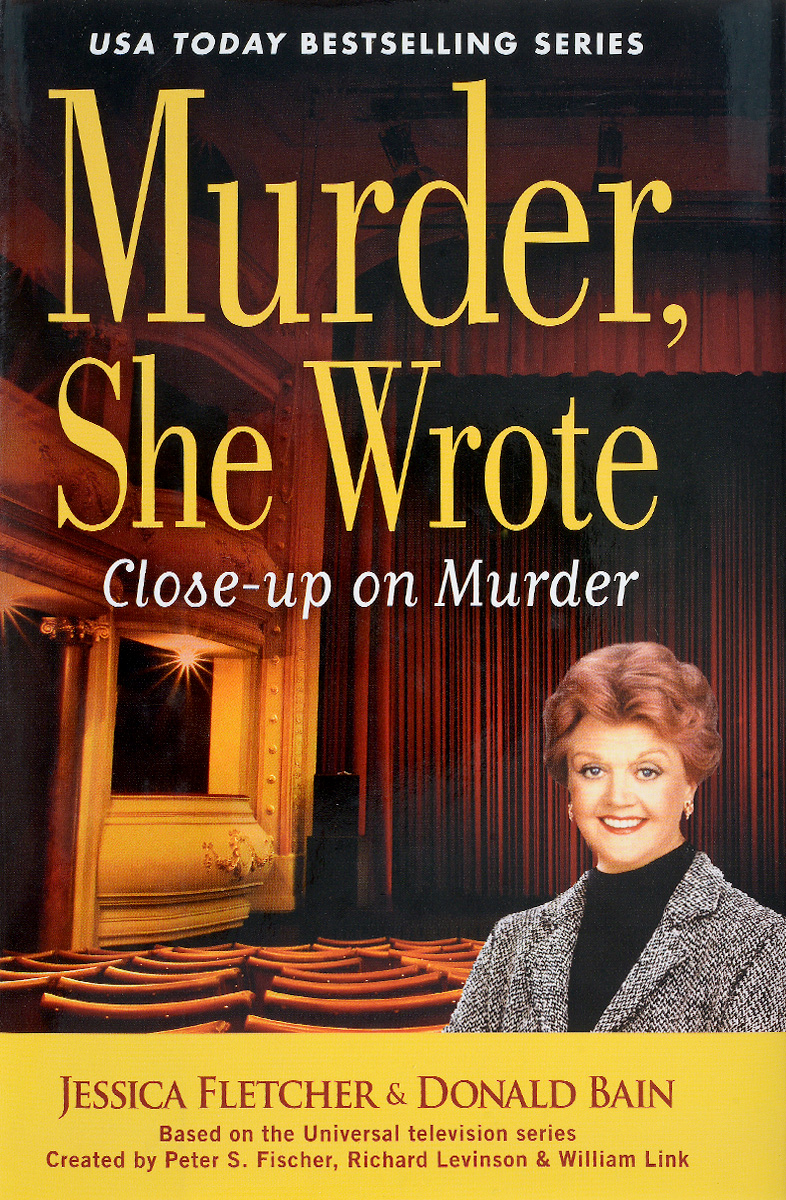 Murder, She Wrote: Close-Up On Murder time and space is a fiction only distance is a reality