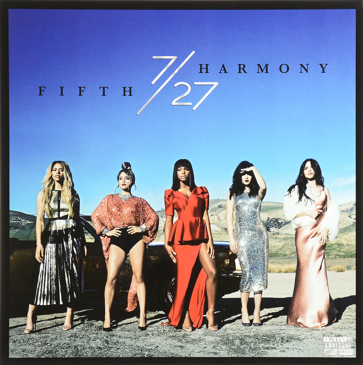 Fifth Harmony Fifth Harmony. 7 / 27 (LP) joyce didonato joyce didonato in war peace harmony through music 2 lp