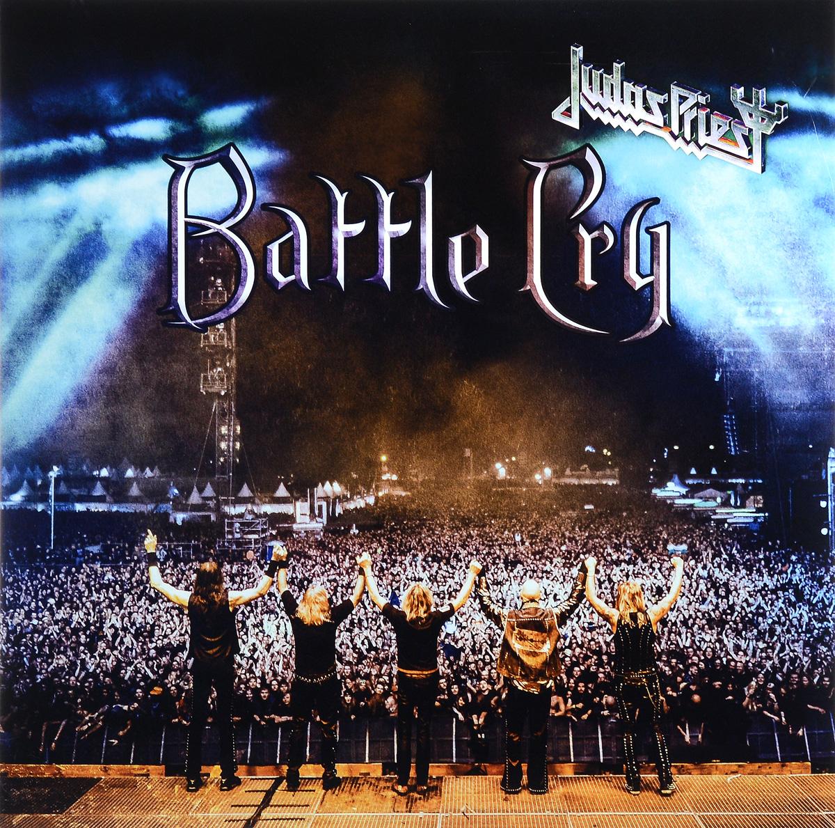 Judas Priest Judas Priest. Battle Cry (2 LP) henglong 1 16 scale 2 4ghz rc tank sherman m4a3 battle tank u s army ultimate metal version smoke sound metal gear tracks