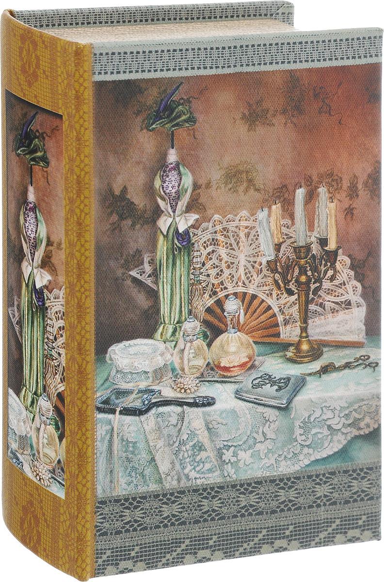 Шкатулка-сейф Феникс-Презент Дамский будуар шкатулки trousselier музыкальная шкатулка 1 отделение fairy parma