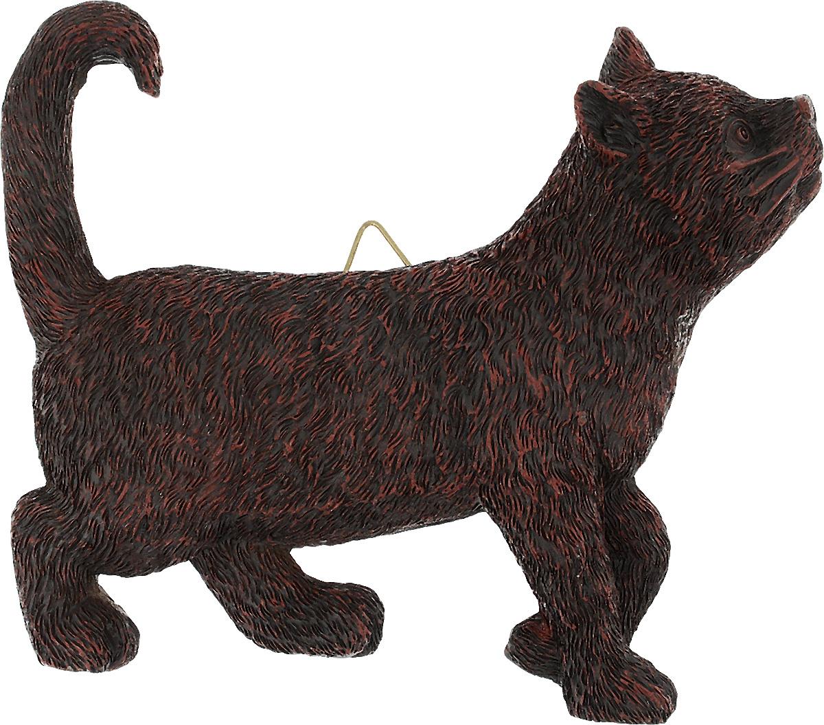 Декоративное настенное украшение Феникс-Презент Кошка феникс презент